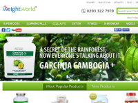 WeightWorld - All you need for Health and Wellness - London
